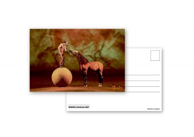 postcardLaBoule