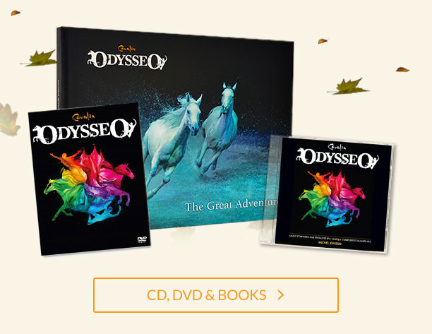 Cavalia Books, video and Audio