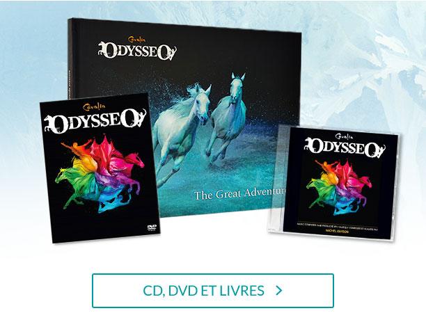 CD, DVD & Books