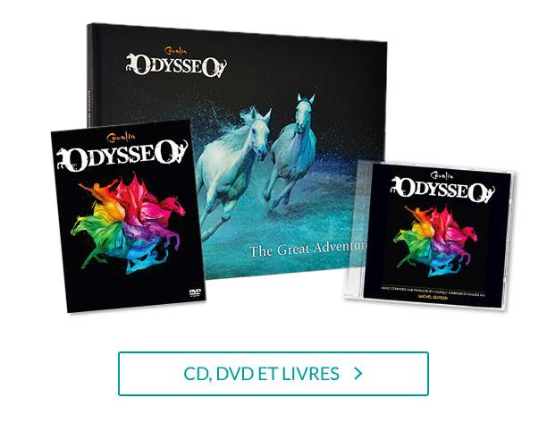CD, DVD et Livres